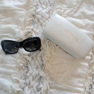Versace Sunglasses with Hardshell Case